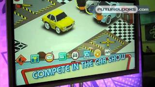E3 2010 - Car Town Game Comes to Facebook