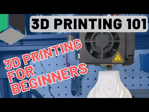 [Updated] The Ultimate Beginner's Guide to 3D Printing