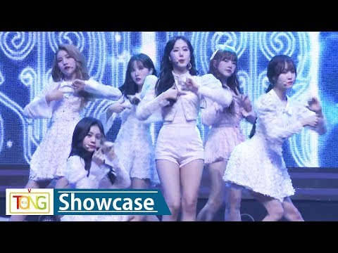GFRIEND(여자친구), 'Memoria' (Korean Ver) Showcase Stage (Time For Us) [통통TV]