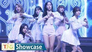 GFRIEND(여자친구), 'Memoria' (Korean Ver) Showcase stage (Time for us) [통통TV]