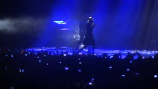 Thirty Seconds To Mars - Birth/Night of the Hunter (Live @ Auditorio Banamex 2014)