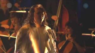 Antony and the Johnsons - The Crying Light (Live with orchestra 2009)