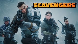 SCAVENGERS – World Premiere Trailer Presentation | The Game Awards 2018