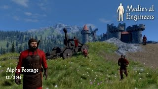 Minisatura de vídeo nº 1 de  Medieval Engineers