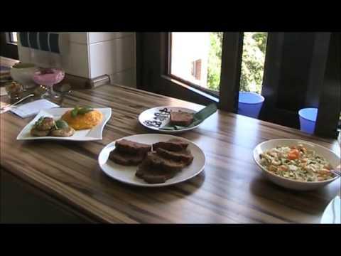 Der Buchweizen zum Frühstück für die Abmagernden
