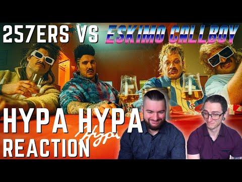 Two Guitar Noobs React to 257ers vs. ESKIMO CALLBOY | HYPA HYPA