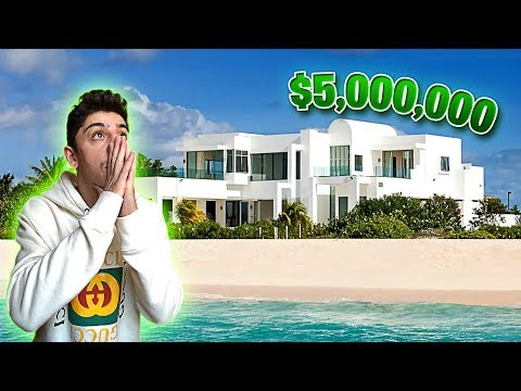 Download MY NEW $5,000,000 BEACH HOUSE!! (10 MILLION SURPRISE) Mp4 HD Video and MP3