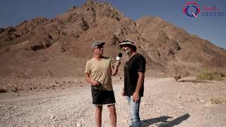 Emission Spécial Eilat: Tiyoul en jeep dans le désert qui entoure Eilat
