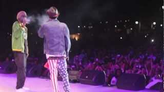 """""""Young, Wild, and Too Soon"""" Wiz Khalifa and Snoop in West Palm Beach 5/3/12"""