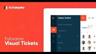 Futuramo Visual Tickets video