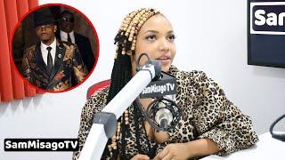 LYNNY:DIAMOND ALIJITAMBULISHA Hadi Kwetu | Nimekula Pesa Zake Nyingi Sana | Sitamani Ndoa Nae
