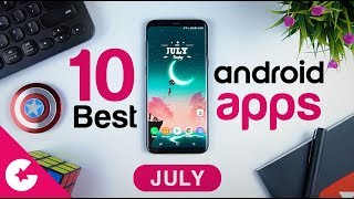 Top 10 Best Apps for Android - Free Apps 2018 (July)