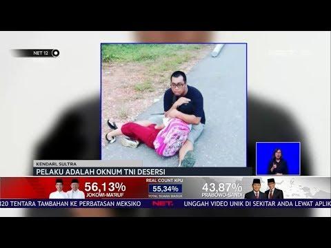 Polisi dan TNI Buru Pelaku Penculikan Anak di Kendari NET12