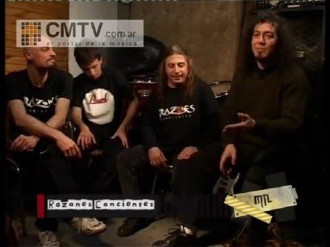 Razones Concientes video Entrevista MTL - Temporada 01 (2009)