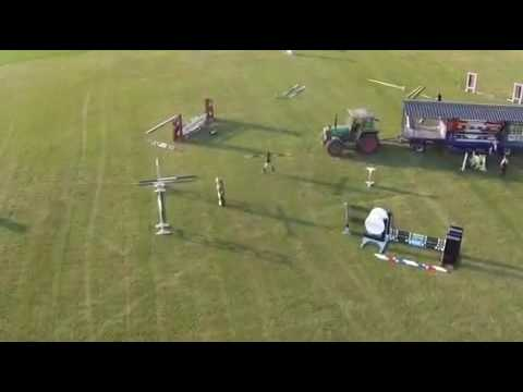 Opbouwen ruitersportweekend 2016 - Video