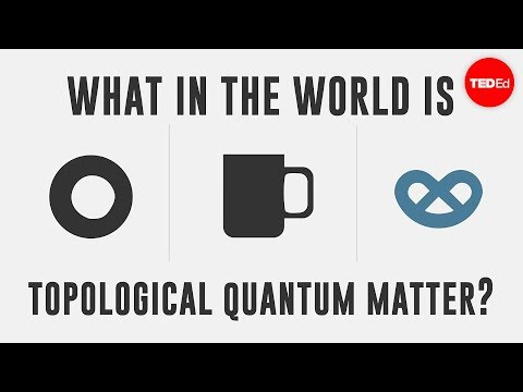 What in the world is topological quantum matter? – Fan Zhang
