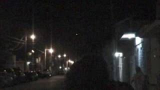 preview picture of video 'Ovni en Progreso, Yucatán (Original Sin Editar)'