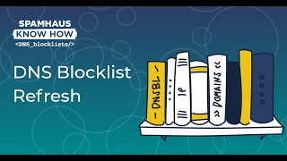 WEBINAR | Know How | DNS Blocklist Refresh - Americas & Europe