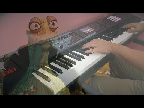 5 Beautiful Themes from DreamWorks Animation - Piano Medley