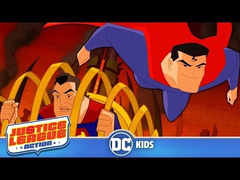 Justice League Action   Super Friend Sid Sharp   DC Kids