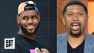 LeBron is not going to panic as long as he's healthy – Jalen Rose | Get Up! | Get Up!