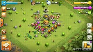 1 видео по игре Clash of Clans