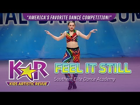 """Feel It Still"" from Southern Elite Dance Academy"