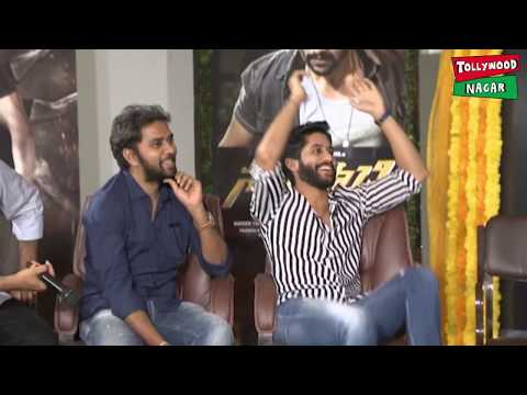 Savyasachi Movie Team Funny Interview | Naga Chaitanya | Nidhhi Agerwal | Viva Harsha