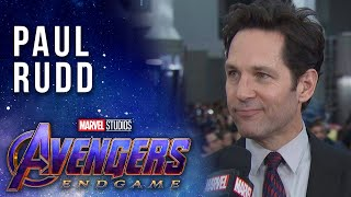 Paul Rudd hopes Ant-Man is in Avengers: Endgame