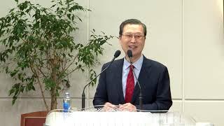 주님세운교회 2018 추계부흥성회(강사: 나겸일 목사 - 인천 주안장로교회) 5