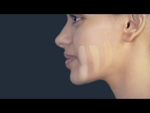 How To Pick The Right Shade Of Foundation - Makeup Basics - Glamrs