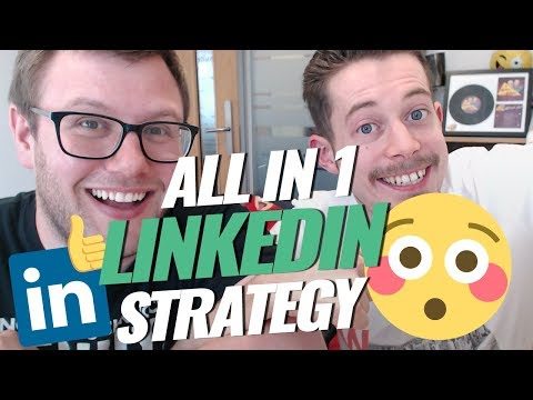 LinkedIn Marketing Strategy 2018 [Small Business Ultimate Plan]