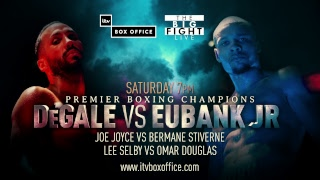 LIVE: JAMES DEGALE v CHRIS EUBANK JR | FULL PRESS CONFERENCE