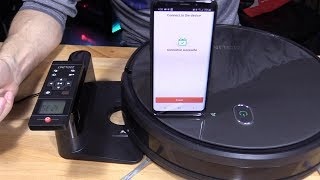 Robotic ZigLint Vacuum with Amazon Alexa Echo & Google Home Assistant controls