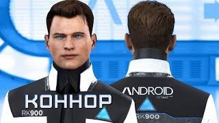 БЕЛЫЙ КОННОР RK900 - Что с ним?   Detroit: Become Human