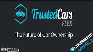 TrustedCars FLEX ICO Review! TrustedCars FLEX – changing car ownership forever!