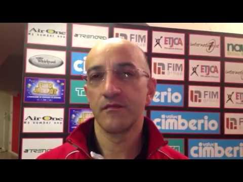 """Vitucci: """"Riscattiamo la sconfitta con Cantù"""""""
