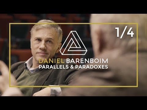 Daniel Barenboim & Christoph Waltz On The Fidelity To A Text | Parallels & Paradoxes Part 1/4 Mp3