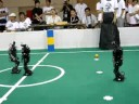 Robocup 2008 Droids Cooperate Like Real Soccer Team, With Fewer Hissy Fits