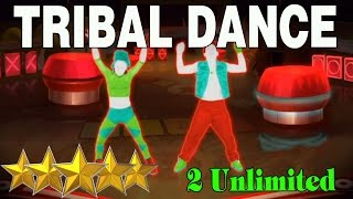 🌟 Just Dance 4 - Tribal Dance 2 Unlimited 🌟