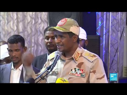 Who is Mohamed Hamdan Dagalo, deputy head of Sudan's transitional council?