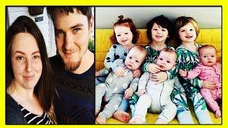 Супруги Хлоя и Роэн Данстан из Австралии за Два Года Стали Родителями Шестерых Детей!