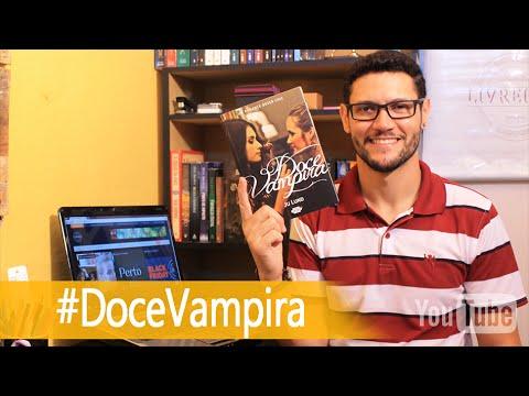 Doce Vampira por Ju Lund | @danyblu @irmaoslivreiro