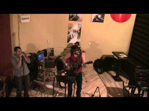 Akos Papp & Miki Almasi - Walkin' Blues
