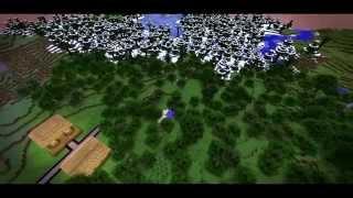 Minecraft Song: Kopu Dál - Mirek Popelka  [+KLIP]