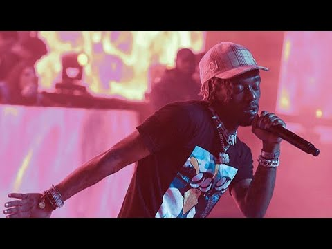 "LIL UZI VERT PERFORMS ""The Way Life Goes"" Rolling Loud"