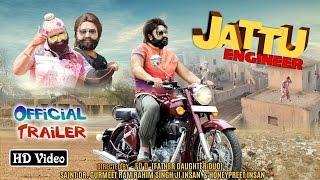 Jattu Engineer Official Trailer