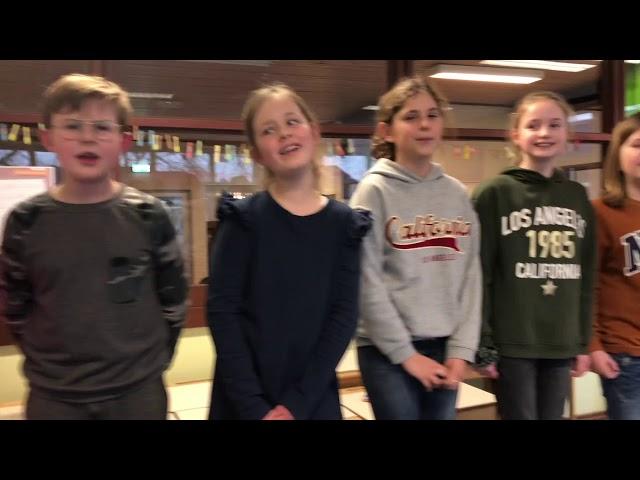 Basisschool 't Breerke - Groep 6, Groep 7