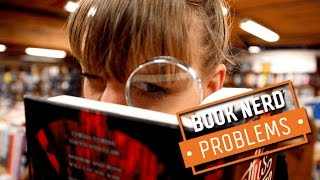 Book Nerd Problems | Finding The Copy In Perfect Condition