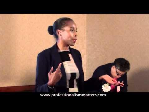 Communication Skills Training (Corporate Trainer Dana Brownlee ...